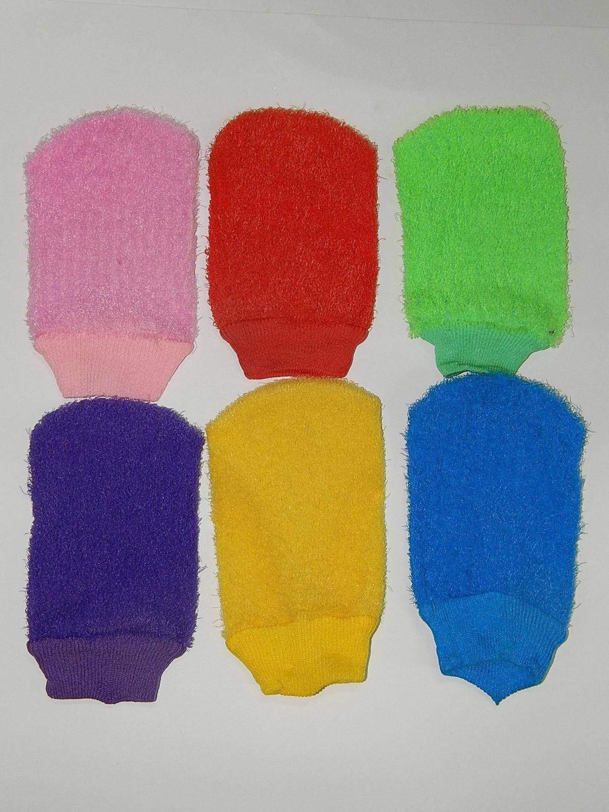 Как сделать из губок и перчатки 754